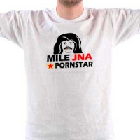 Majica Mile JNA pornstar