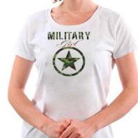 Majica Military Girl
