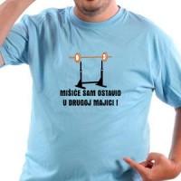 Majica Mišići