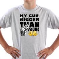 Majica Moj pištolj