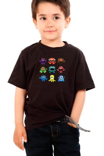 Majica Monstrumi