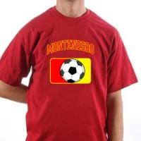 Majica Montenegro Football