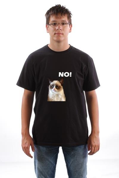 Majica Mrzovoljna mačka - Grumpy cat