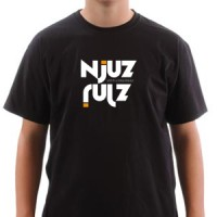 NJUZ - crna