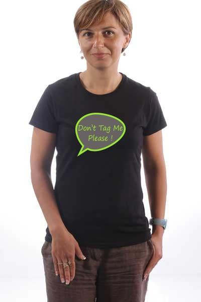 Majica Nemoj Me Tagovati