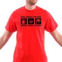 Majica Ništa nije besplatno