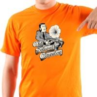Majica Oldschool dj