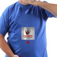 Majica Opasnost