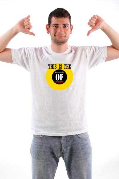 Majica Ovo je