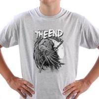 Majica Ovo je kraj