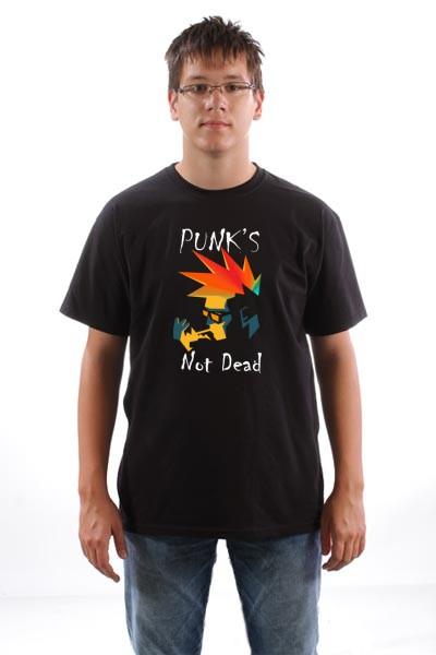 Majica Pank nije mrtav