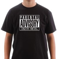 Majica Parental Advisory