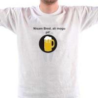 Majica Pijanstvo uz pivo