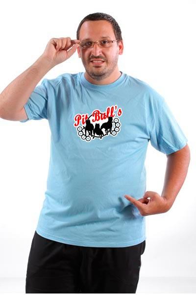 Majica Pit Bull's