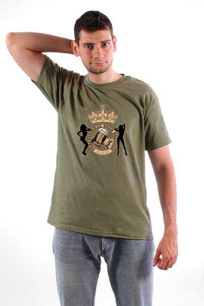 Majica Pivo Kruna