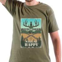 Majica Pivo i Jelen