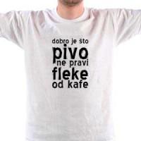 Majica Pivo i fleke