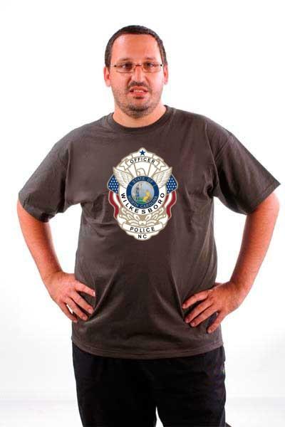 Majica Policajac