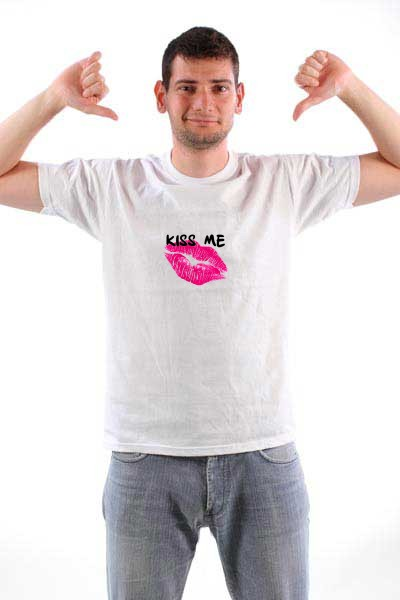 Majica Poljubi me