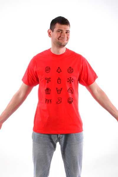 Majica Praznik
