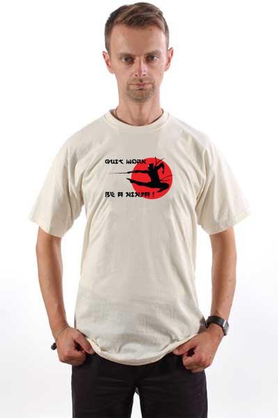 Majica Prekini Sa Radom Budi Nindza