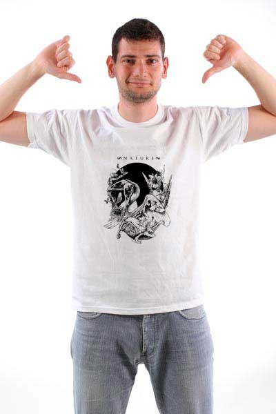 Majica Priroda
