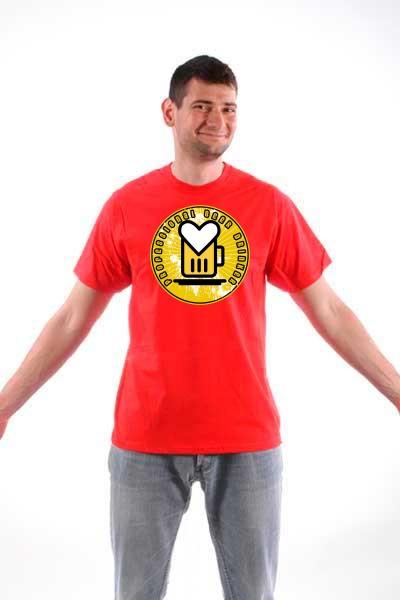 Majica Profesionalni pivopija