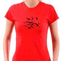 Majica Ptice
