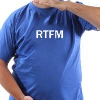 Majica RTFM
