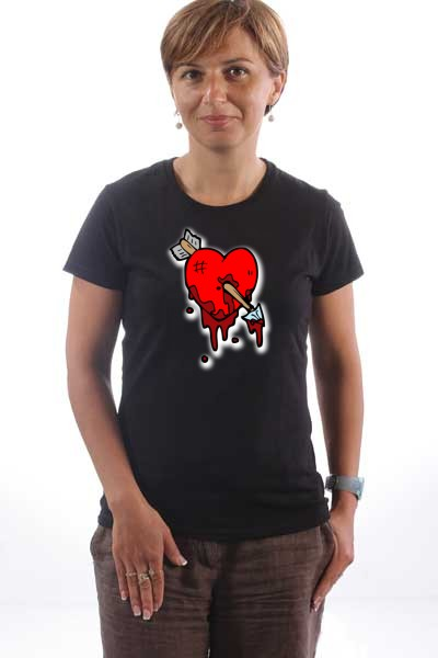 Majica Ranjeno srce