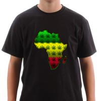 Majica Rasta Africa