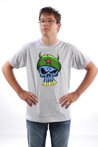 Majica Ratna lobanja