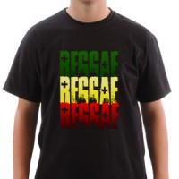 Majica Reggae Colors