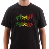 Majica Reggae Jammin