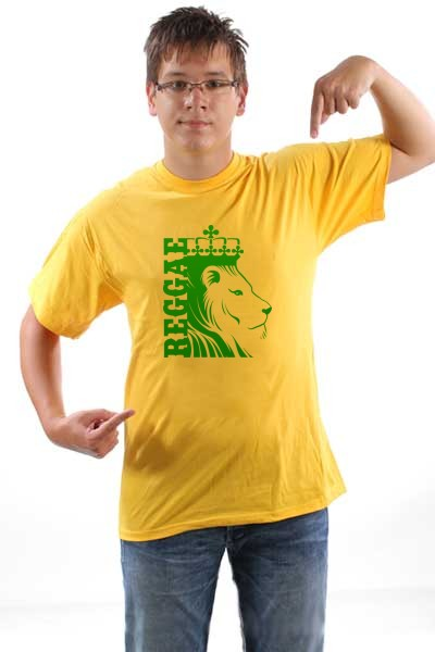 Majica Reggae King
