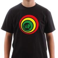 Majica Reggae Lion