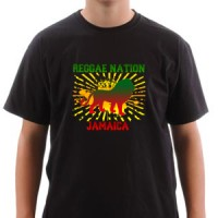 Majica Reggae Nation Jamaica