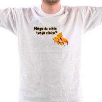 Majica Ribica