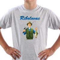 Majica Ribolovac - Pecaros