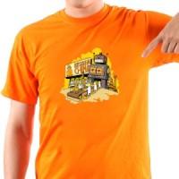 Majica Robot Factory