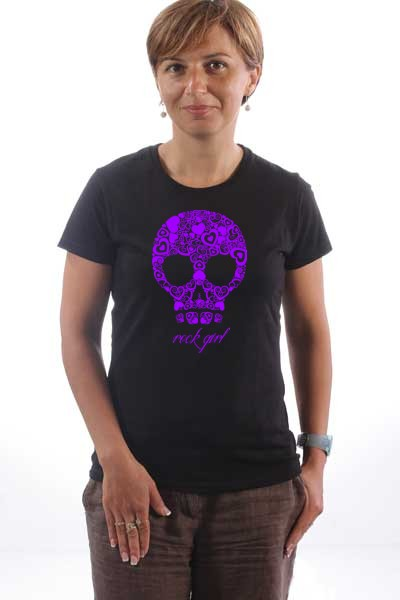 Majica Rock Girl
