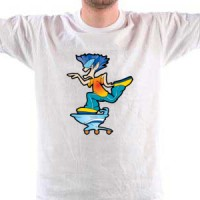 Majica Roller Mania