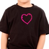 Majica Roze Srce