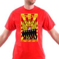 Majica Rusija vojnici
