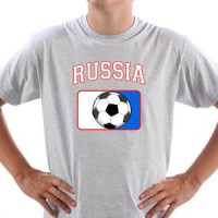 Majica Russia Football