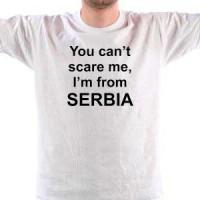 Majica Scare Me