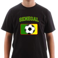 Majica Senegal Football