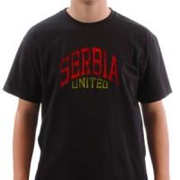 Majica Serbia United