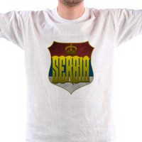 Majica Serbian Shield