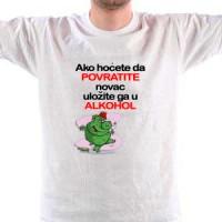Majica Sigurna investicija